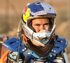 Baja 500 2007 Chris Blais Photo by Scott Cox