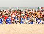 2007 Dakar Finisher Group Photo