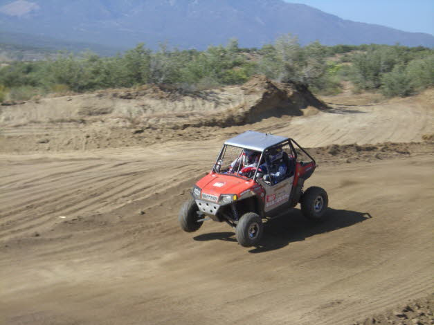 2010 Anza Chris and Robin WORCS UTV Race 2010