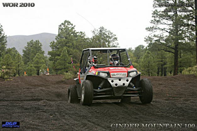WORCS UTV Race in Cinder Mount, AZ  Aug 2010
